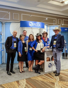 PCCA Booth